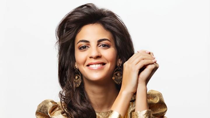 Ägyptische Opernsängerin Fatma Said