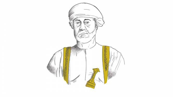 Haitham Bin Tariq, der neue Sultan von Oman