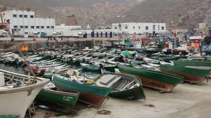 Der Hafen von Al-Hoceima. Die Hafenstadt im Norden Marokkos ist zum Epizentrum der Unzufriedenheit mit dem schleppenden Reformtempo geworden.