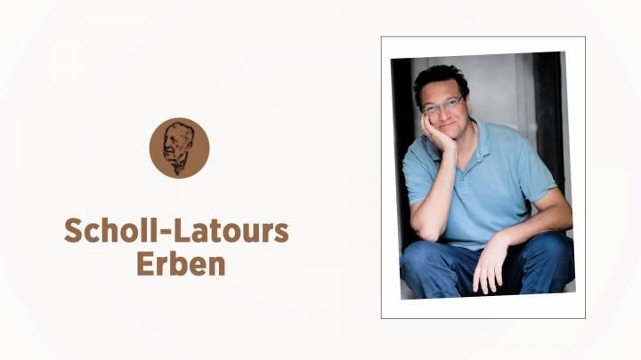 Scholl-Latours-Erben: Karim El-Gawhary