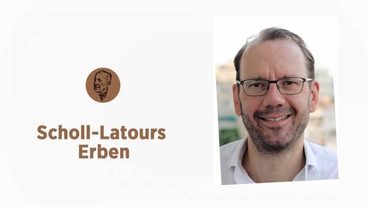 Scholl-Latours-Erben: Jan Kuhlmann