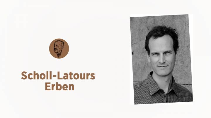 Scholl-Latours-Erben: Ulrich von Schwerin
