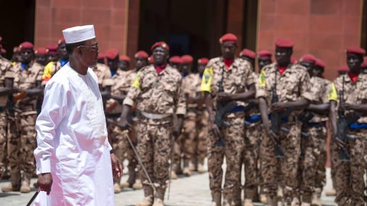 Was Dèbys Tod für den Sahel bedeutet