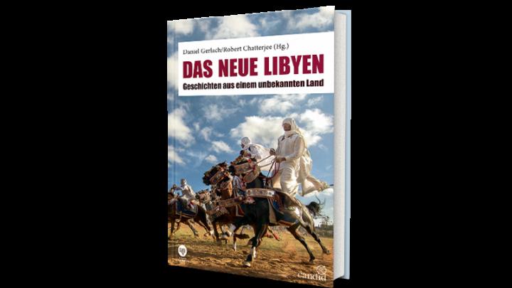 Pramie a Das neue lybien cover