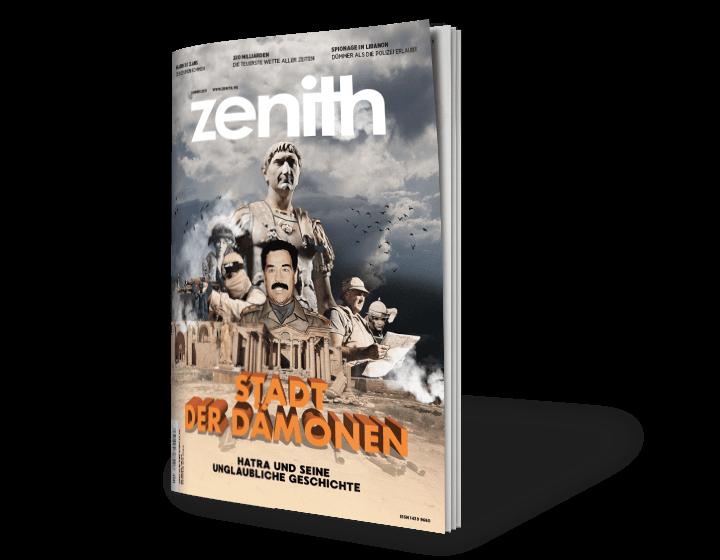 zenith 2019-1 Irak Stadt der Dämonen