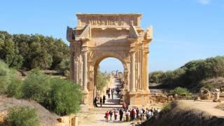 قوس النصر ليبيا