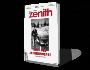 zenith 1-21 Cover