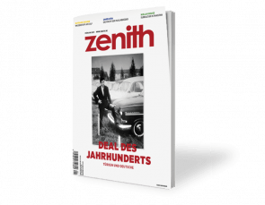 zenith 1-21 Cover