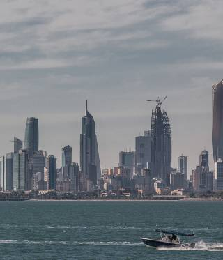 Kuwait at the Crossroads