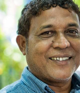 Mohamed Aslam über Klimawandel, Extremismus und die politische Krise der Malediven