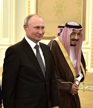 Russia's comeback in the Middle East