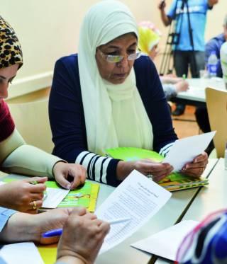 دورات معهد جوته لتحسين التعليم