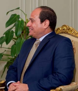 الرئيس المصري عبد الفتاح السيسي