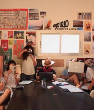 Interview zur Pressefreiheit im Libanon