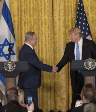 Trumps »Friedensplan« für Israel und Palästina
