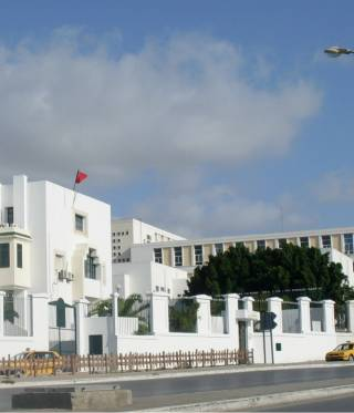 جامعة ٩ ابريل في تونس العاصمة