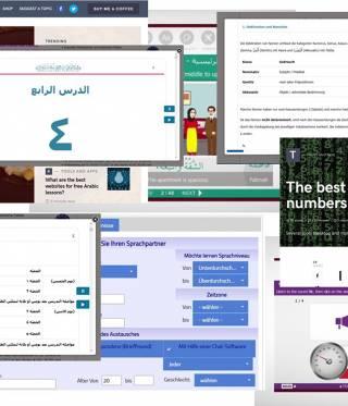 Arabisch lernen in der Quarantäne