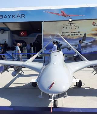 Türkische Drohnen in Libyen