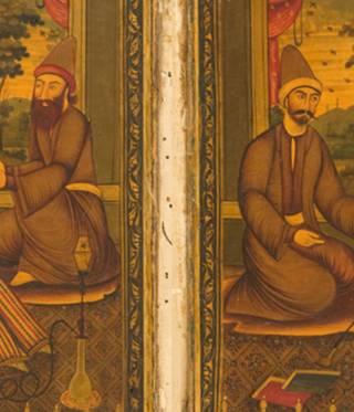 »Diwan« des persischen Dichters Hafiz