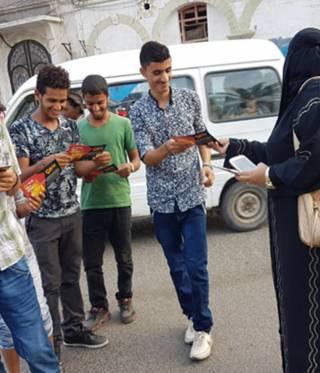 Zivilgesellschaft und der Krieg im Jemen