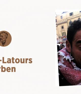Scholl-Latours-Erben: Björn Blaschke