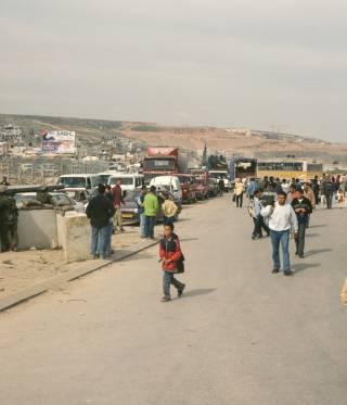 Checkpoint Qalandiya