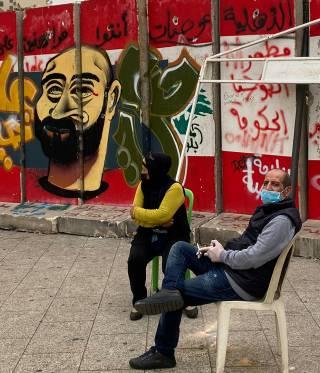 Corona und Krise im Libanon