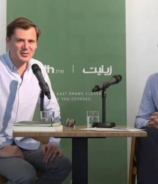 Inside Iran: Cornelius Adebahr und Daniel Gerlach im zenith-Club